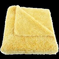 Mike O'Fiber Plush Microfiber Towel Yellow