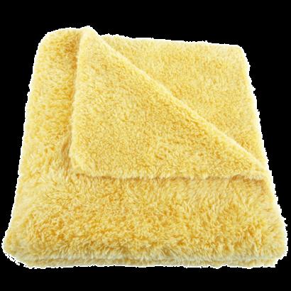 Mike O'Fiber Mike O'Fiber - Royal Plush Microfiber Towel Yellow