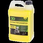 3D Car Care Extractor Shampoo 1 Gallon