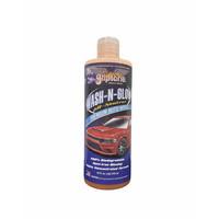 Gliptone Leather Care Wash-N-Glow 16 oz.