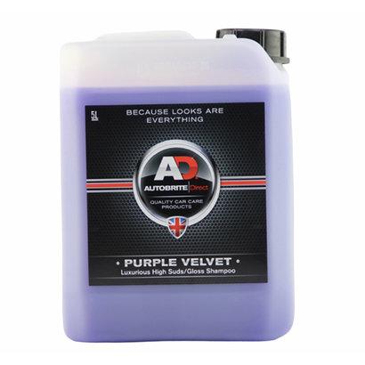AutoBrite Direct AutoBrite - Purple Velvet High Gloss Shampoo 5L