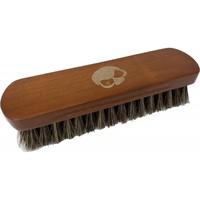 Nuke Guys Leather Horse Hair Brush
