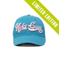 Nuke Guys Snapback Baseball Cap - Welcome To Miami