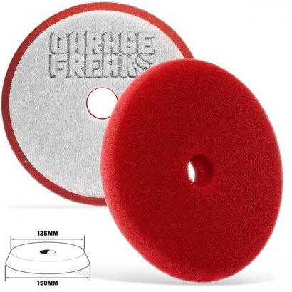 Garage Freaks Garage Freaks - Red Heavy Cut 150mm