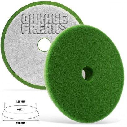 Garage Freaks Garage Freaks - Green Finish Cut 150mm