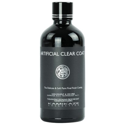 Kamikaze Collection Kamikaze Collection - Artificial Clear Coat 100ml V2