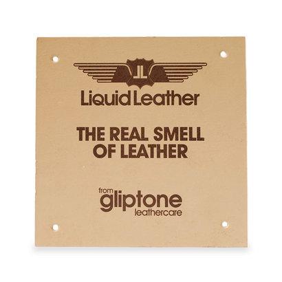 Gliptone Leather Care Gliptone - Liquid Leather Aroma Pad Large