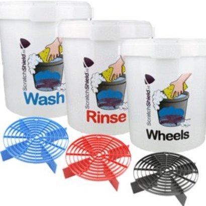 ScratchShield  ScratchShield - Wheels/Wash/Rinse