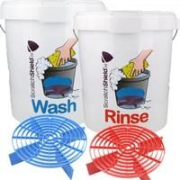 ScratchShield  Wash/Rinse