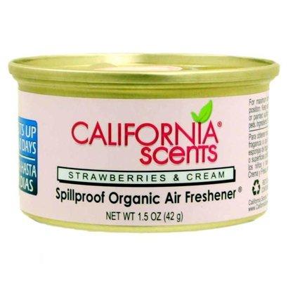 California Scents California Scents - Strawberries & Cream