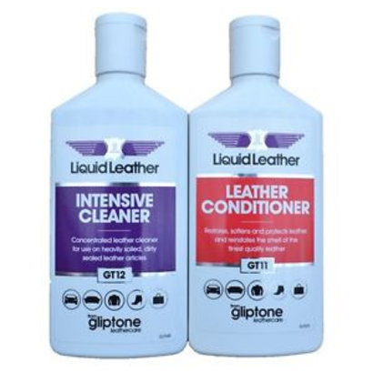 Gliptone Leather Care Gliptone - Cleaner + Conditioner