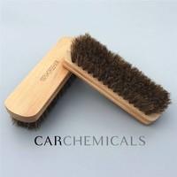 Carchemicals Leder Borstel