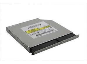 Hewlett Packard HP CD/DVD speler/brander voor laptops 657534-fc0
