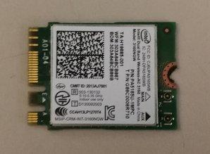 Toshiba Toshiba Satellite S55t Series Wireless Bluetooth Board Pa5165u-1mpc