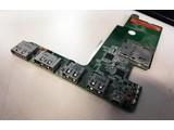 Hewlett Packard Laptop USB/E-sata/displaypoort connectoren voor EliteBook 8560w Series