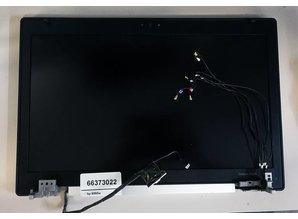 Hewlett Packard Elitebook 8560w scherm compleet + bekabeling & scharnieren