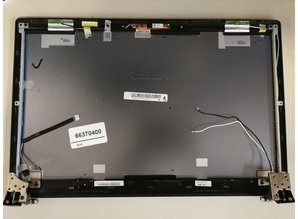 Asus Asus laptop backcover 47NJ2LCJN00 13GNZX1AM011
