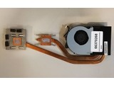 Asus notebook laptop cooling fan (koeler) met heatsink - Modellen: n73jn series-13gnzx1am040-1