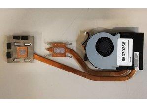 Asus Asus notebook laptop cooling fan (koeler) met heatsink - Modellen: n73jn series-13gnzx1am040-1