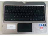 Hewlett Packard TouchSmart tm2-1010ea laptop palmrest, touchpad en toetsenbord