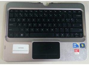 Hewlett Packard HP TouchSmart tm2-1010ea laptop palmrest, touchpad en toetsenbord