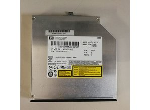 Hewlett Packard HP Super laptop multi drive GSA-T10N (S05D) DVD speler/brander