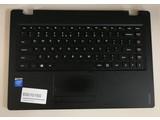 Lenovo Ideapad bezel + touchpad - 3N 80R9 W/KB USI BLK
