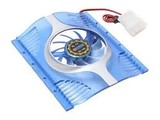 Titan hard disk drive cooler