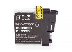 Brother Brother LC-985BK Zwart Inkt Cartridge
