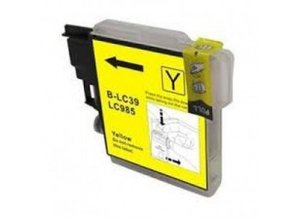Brother Brother LC-985BK Gele Inkt Cartridge