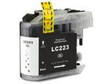 Brother LC-223BK Zwart Inkt