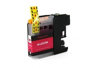 Brother  LC-223M Magenta Inkt Cartridge