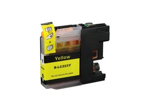 Brother Brother LC-223Y Gele Inkt Cartridge