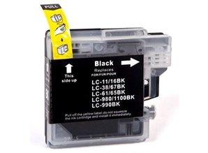 Brother  LC-1100BK Zwarte Inkt Cartridge