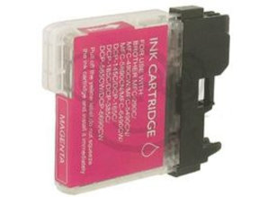 Brother LC-1100M Magenta Inkt Cartridge
