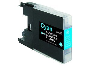 Brother CL-1240C Cyaan Inkt Cartridge