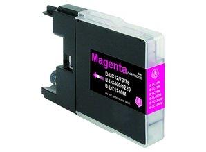 Brother LC-1240M Magenta Inkt Cartridge
