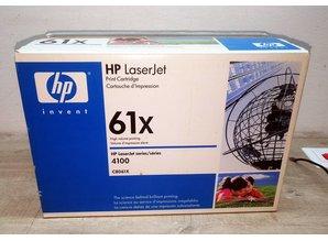 Hewlett Packard HP Laserjet 61x inkt cartridge