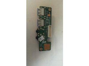 ASUS ASUS N76 AUDIO USB IO