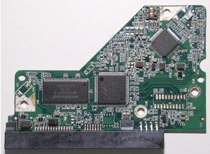 """Western Digital Western Digital WD10EVVS-63M5B0 2060-701640-001 REV A, 3.5"""" SATA PCB"""