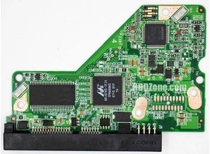 Western Digital WD 2060-701477-002 PCB logic Board 3.5 SATA