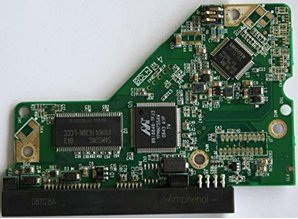 Western Digital WD 2060-701590-000 REV A PCB