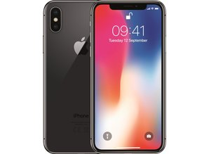 Apple iPhone X 64GB Space Grey A Grade