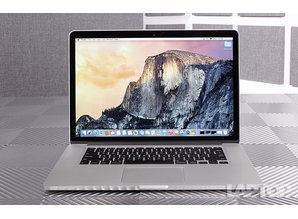 "Apple Macbook Pro Retina 15"" 512GB SSD 2.5ghz 16GB"