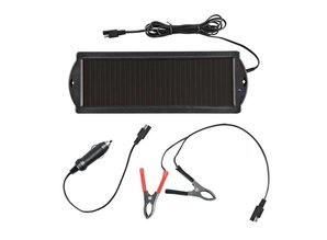 ProPlus Proplus Acculader Druppellader Solar 12V 1,5W