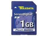 Traxdata 1GB SD Kaart