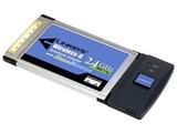 Linksys wireless-G notebook adapter