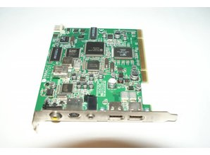Pinnacle Systems Pinnacle PCI video capture card Excalibur 5.1