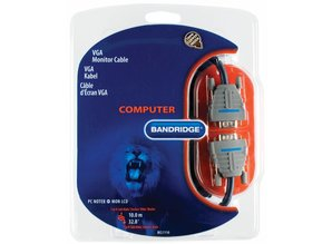 Bandridge Bandridge 10m VGA Monitor Cable