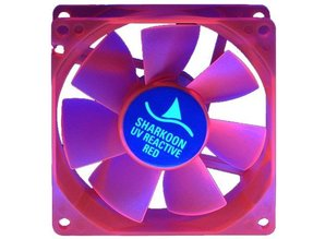 Sharkoon Sharkoon UV reactive LED fan